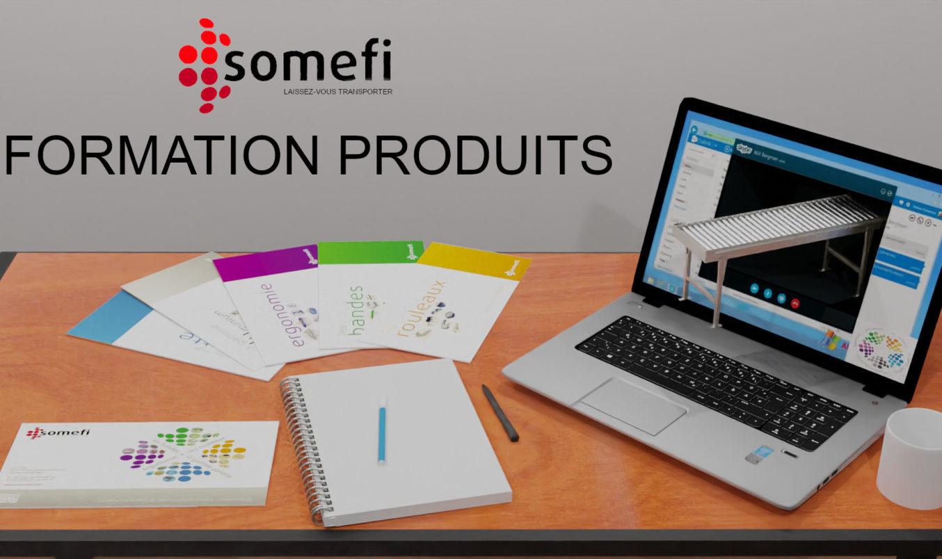 Formation produits SOMEFI